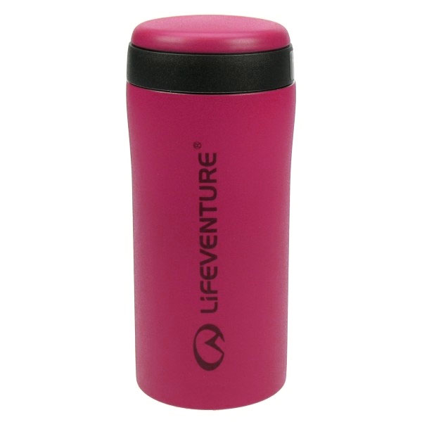termo pohár LIFEVENTURE Thermal Mug 300ml Matt Pink