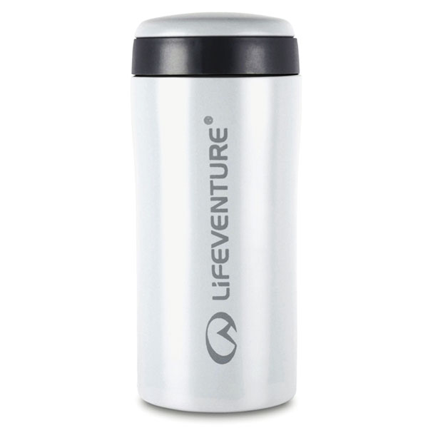 termo pohár LIFEVENTURE Thermal Mug 300ml Matt White