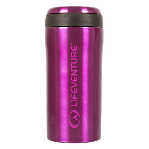 termo pohár LIFEVENTURE Thermal Mug 300ml Purple