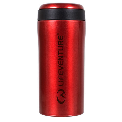 termo pohár LIFEVENTURE Thermal Mug 300ml Red