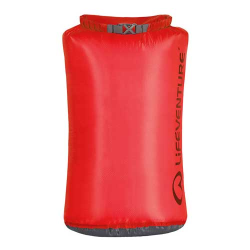 obal LIFEVENTURE UltraLight Dry Bag 25L Red