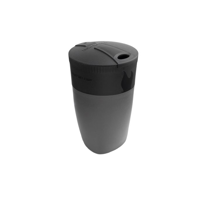pohárik LIGHT MY FIRE Pack-up-Cup Black