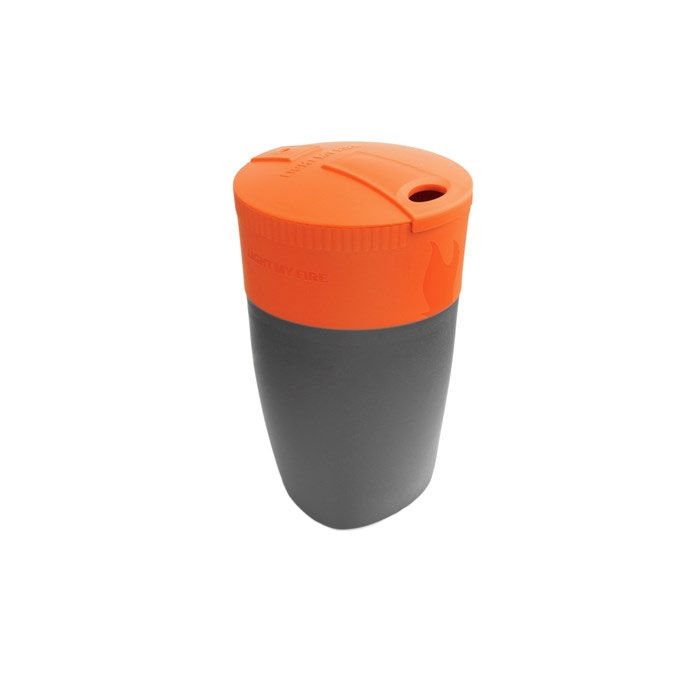 pohárik LIGHT MY FIRE Pack-up-Cup Orange