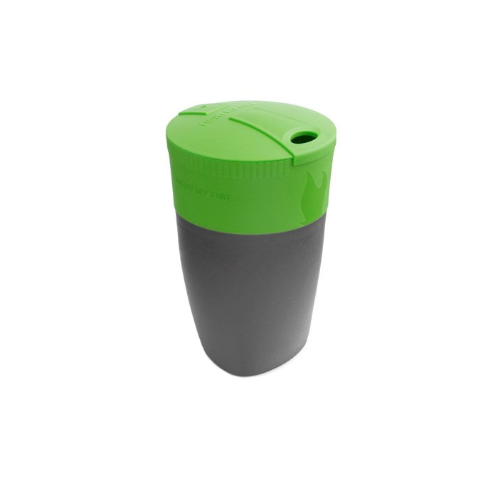 pohárik LIGHT MY FIRE Pack-up-Cup Green