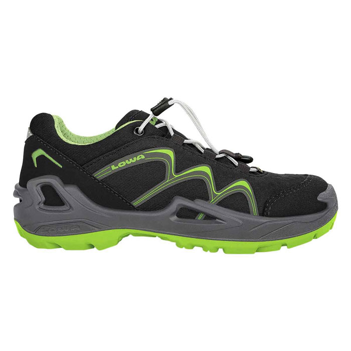 obuv LOWA Innox GTX Lo Junior Black/Lime