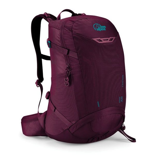 batoh LOWE ALPINE AirZone Z Duo ND 25 Berry