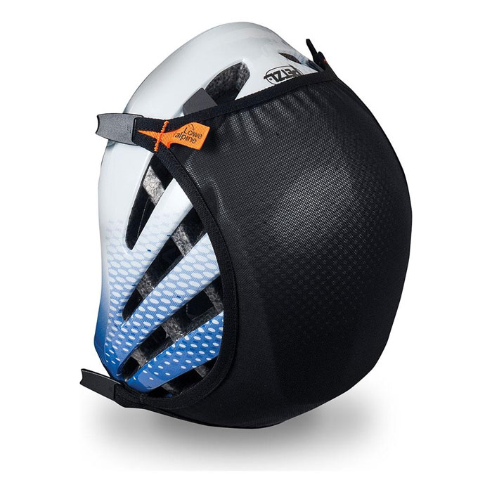 držiak na prilbu LOWE ALPINE Helmet Holder Black