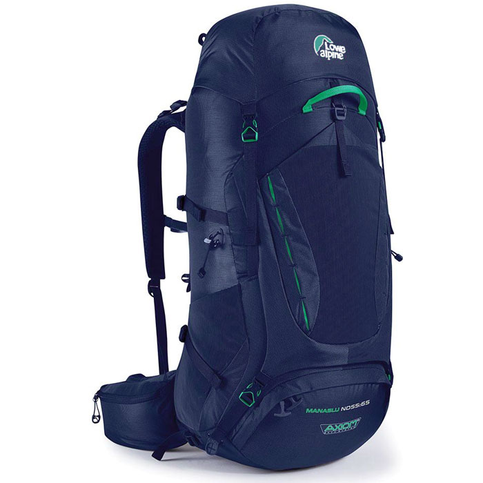 batoh LOWE ALPINE Manaslu ND 55:65 Blueprint