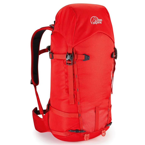 batoh LOWE ALPINE Peak Ascent 32 Haute Red