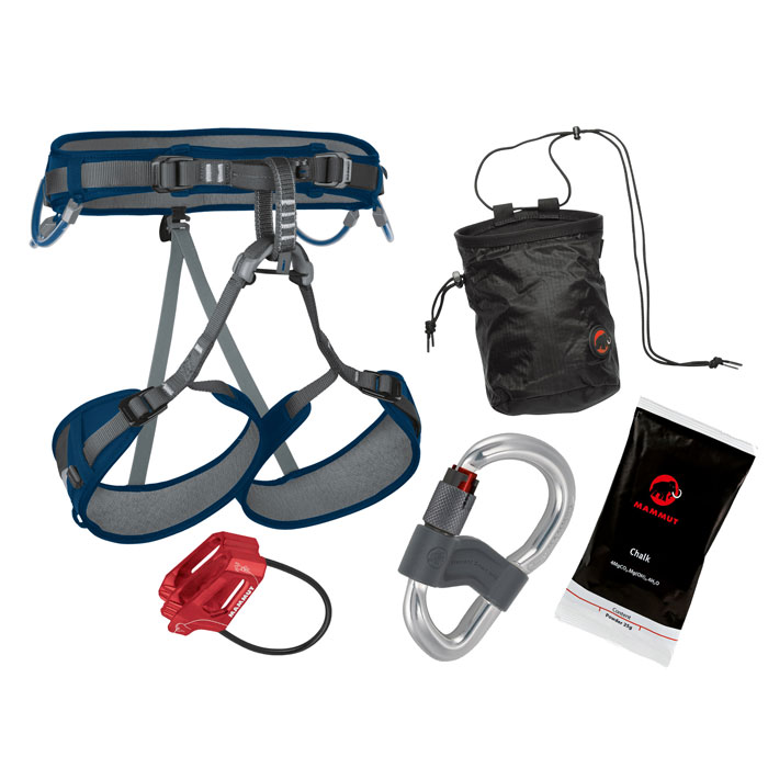 lezeck� set MAMMUT Ophir 4 Slide Climbing Package ve�. M-XL