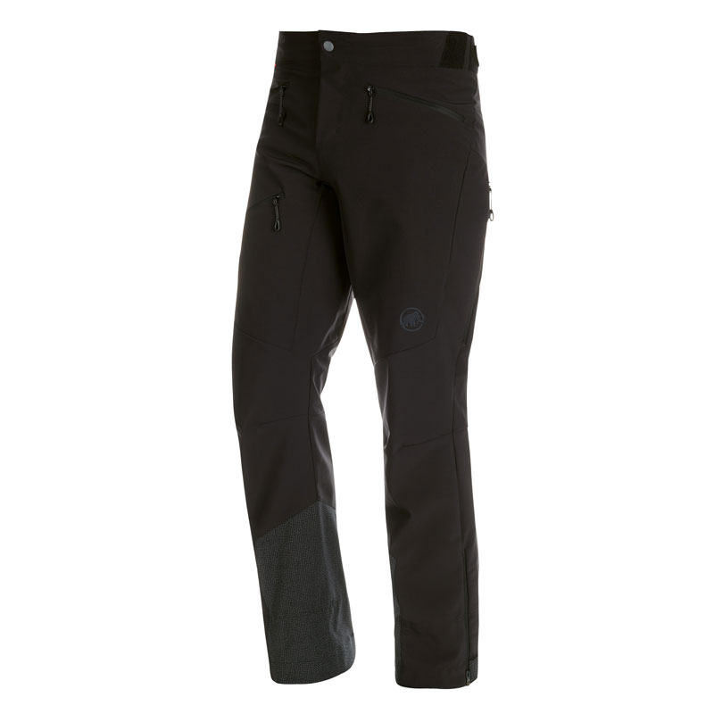 nohavice MAMMUT Tatramar SO Pants Men Black