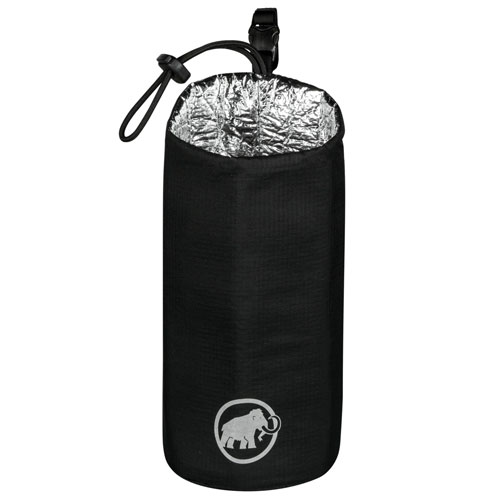 termo obal MAMMUT Add-On Bottle Holder Insulated Black M