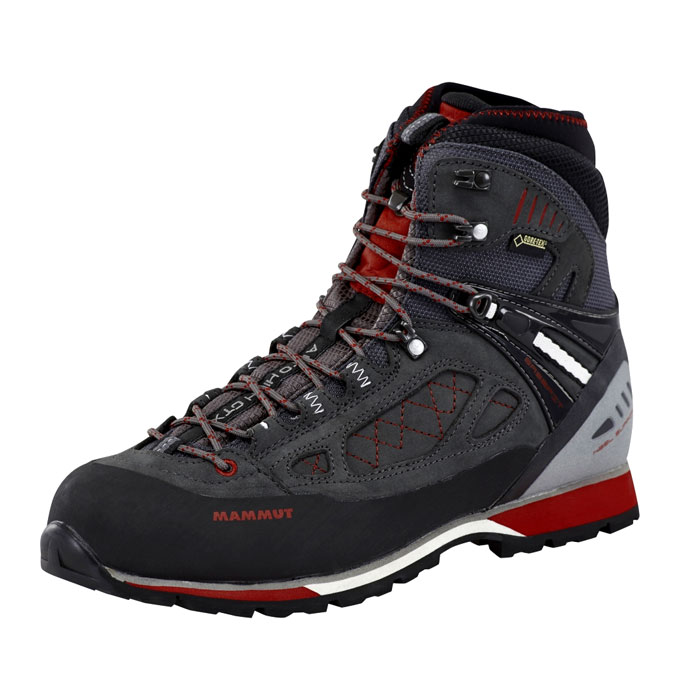 obuv MAMMUT Alto High GTX� Men Graphite-Inferno