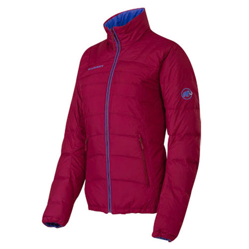bunda MAMMUT Blackfin Jacket Women Radiance-Maliblue
