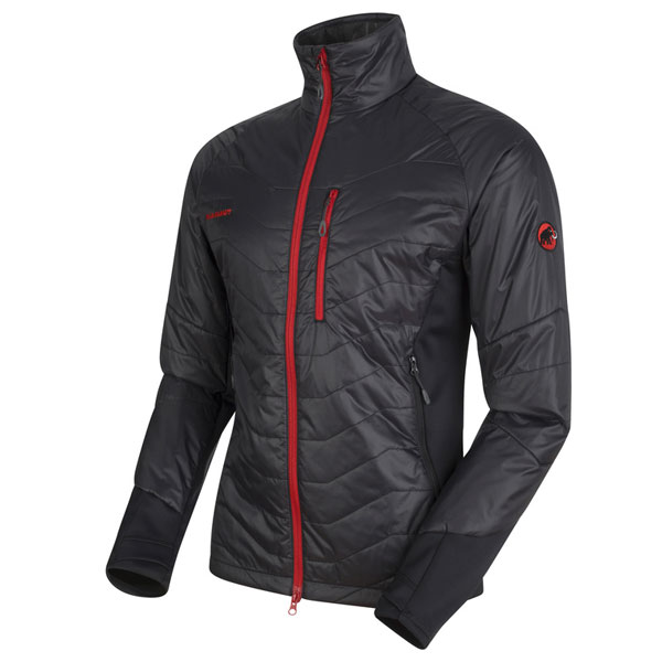 bunda MAMMUT Foraker Advanced IN Jacket Men Black