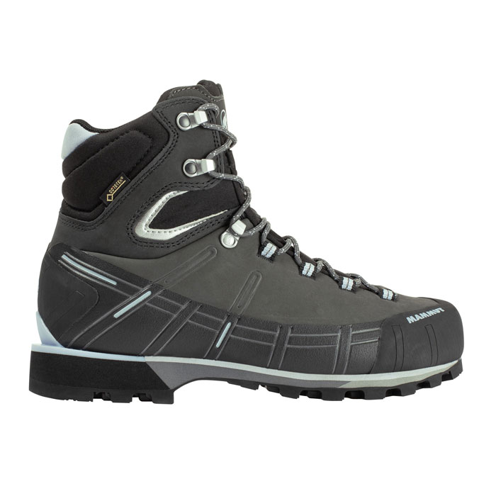 obuv MAMMUT Kento High GTX Women Graphite-Black