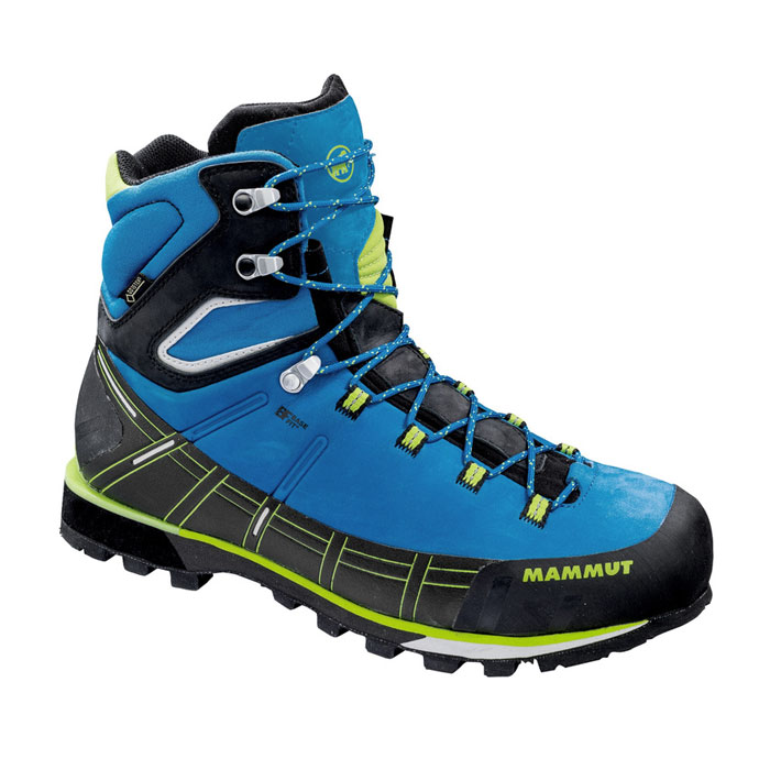 obuv MAMMUT Kento High GTX Men Imperial-Sprout