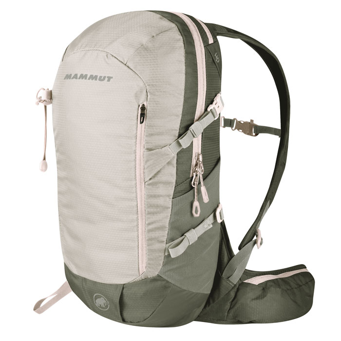 batoh MAMMUT Lithium Speed 20 Linen-Iron