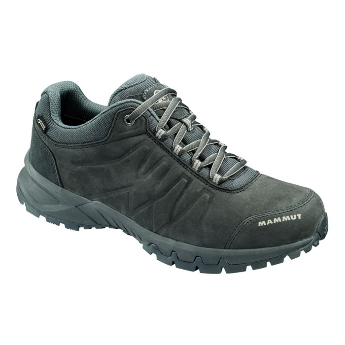 obuv MAMMUT Mercury III Low GTX Men Graphite-Taupe