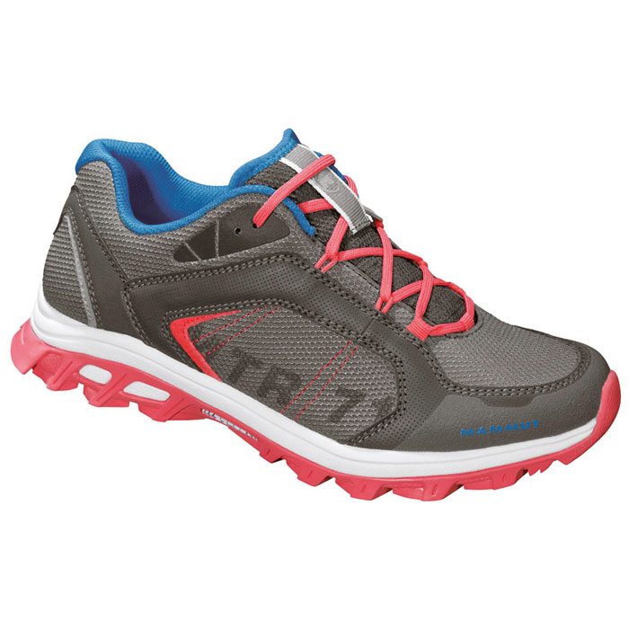 obuv MAMMUT MTR 71-II Women Grey-Raspberry