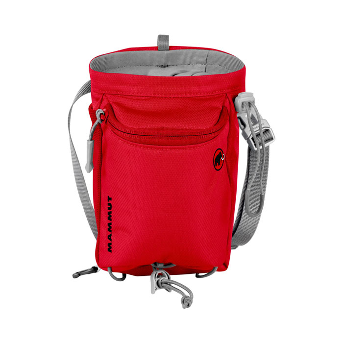 vrecko na magnézium MAMMUT Multipitch Chalk Bag Inferno