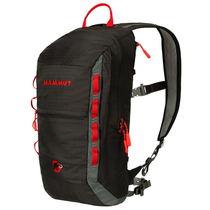 batoh MAMMUT Neon Light 12 L Black-Smoke