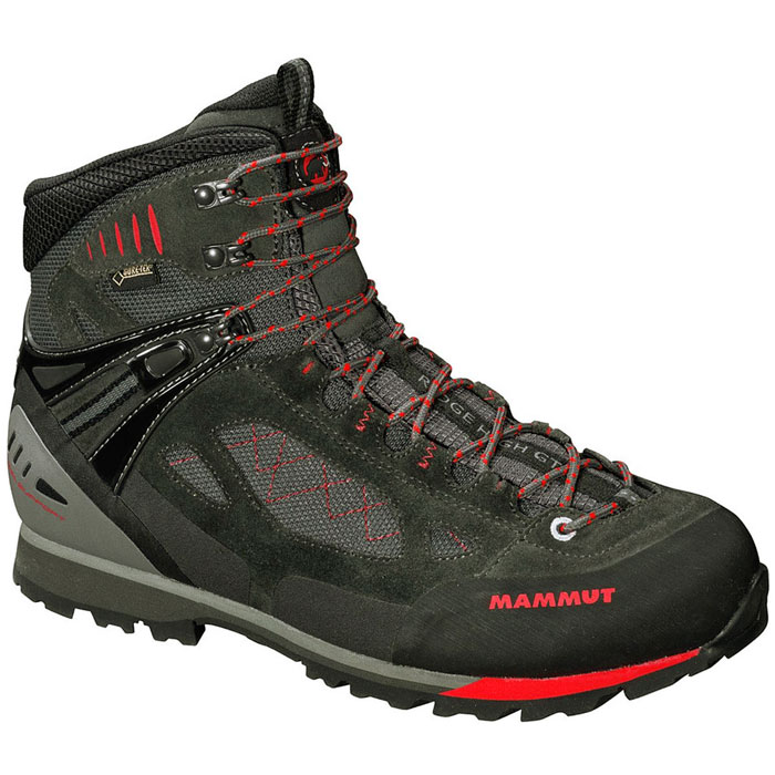 obuv MAMMUT Ridge High GTX� Men Graphite-Inferno