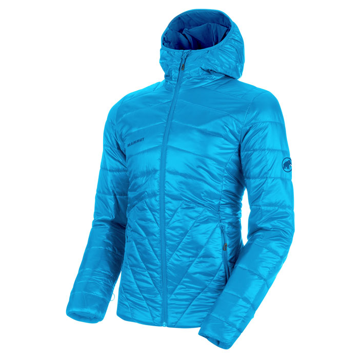 bunda MAMMUT Rime IN Hooded Jacket Men Imperial-Marine