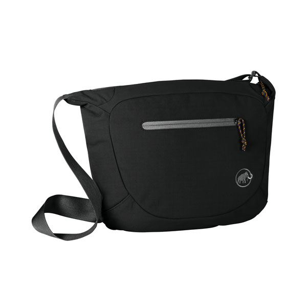 ta�ka MAMMUT Shoulder Bag Round Black 8 L