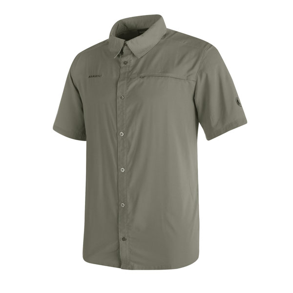 košeľa MAMMUT Trovat Advanced Shirt Men Titanium