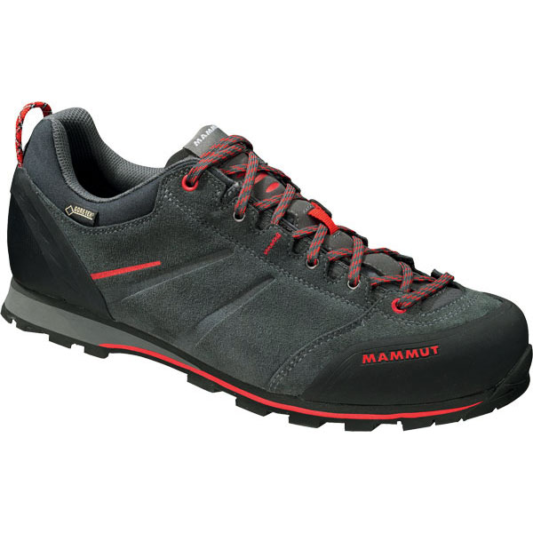 obuv MAMMUT Wall Guide Low GTX Men Graphite-Inferno