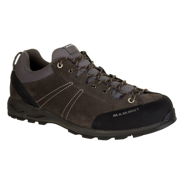 obuv MAMMUT Wall Low Men Bark-Taupe