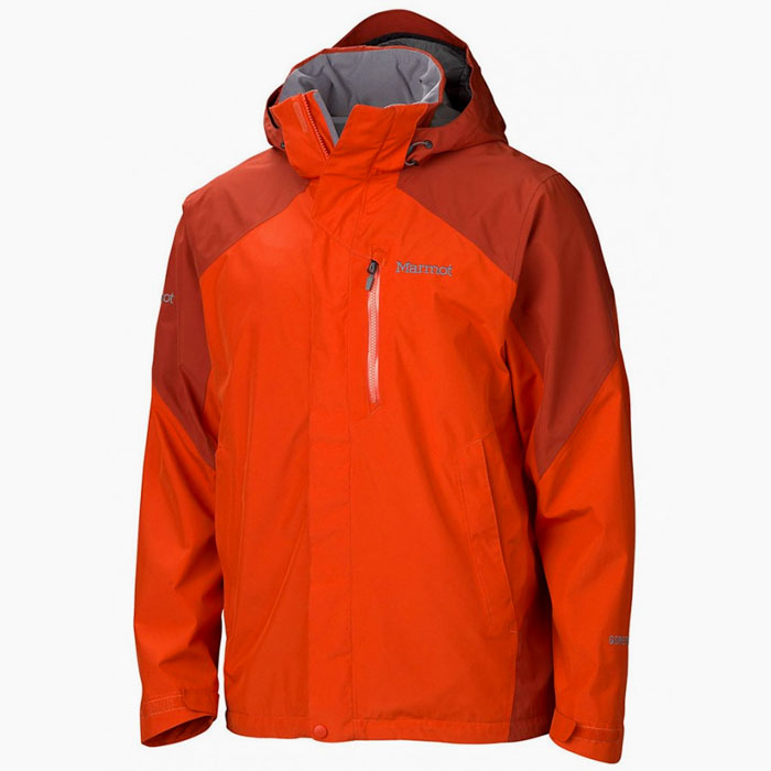 bunda MARMOT Palisades Jacket GTX Orange/Rust