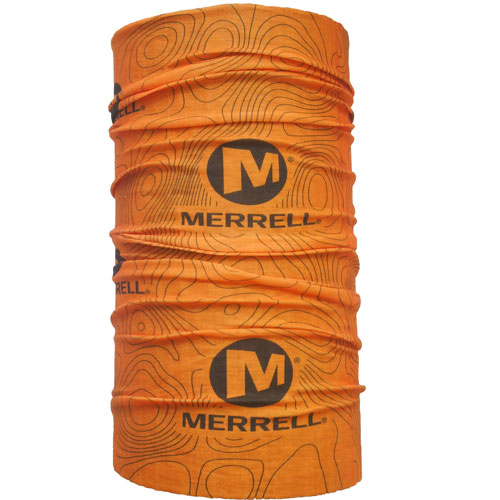 �atka MERRELL Multifunctional Scarf Orange