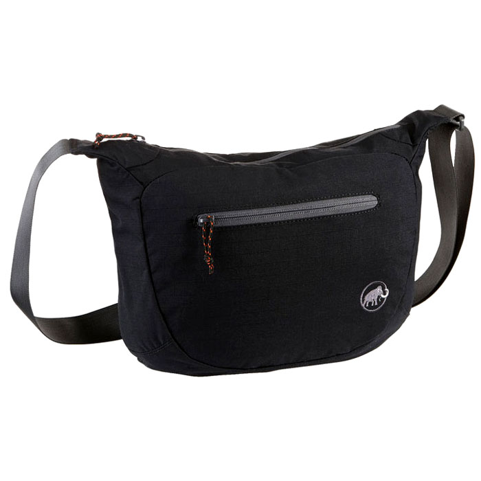 kapsička MAMMUT Shoulder Bag Round 4L Black