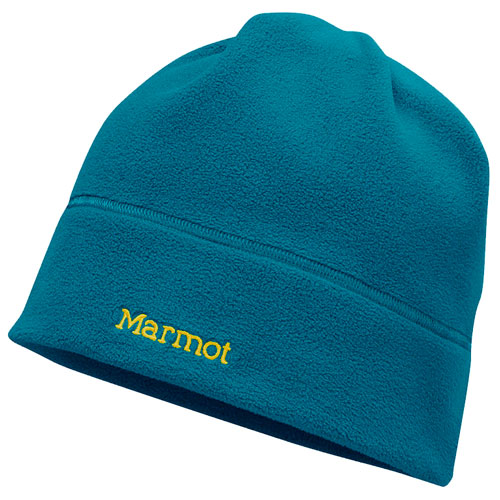 �iapka MARMOT Power Fleece Beanie One Size Aqua Blue