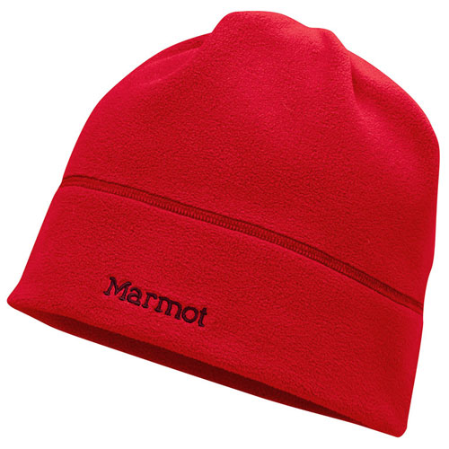 �iapka MARMOT Power Fleece Beanie One Size Team Red