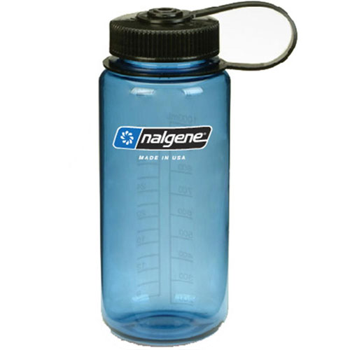 f�a�a NALGENE Wide Mouth 0.4 L Blue
