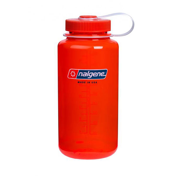 f�a�a NALGENE Wide Mouth 0.4 L Safety Orange