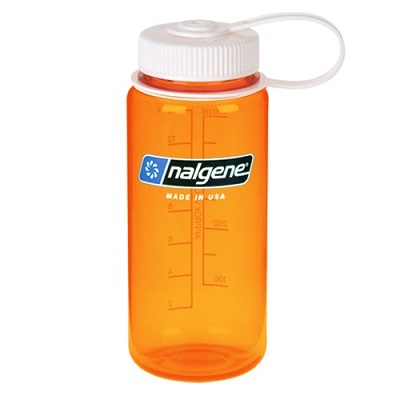 f�a�a NALGENE Wide Mouth 0.4 L Orange