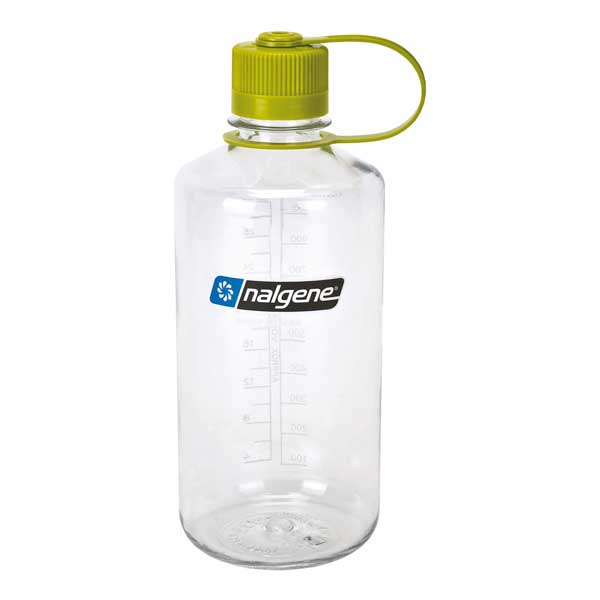 fľaša NALGENE Narrow Mouth 1.0 L Clear