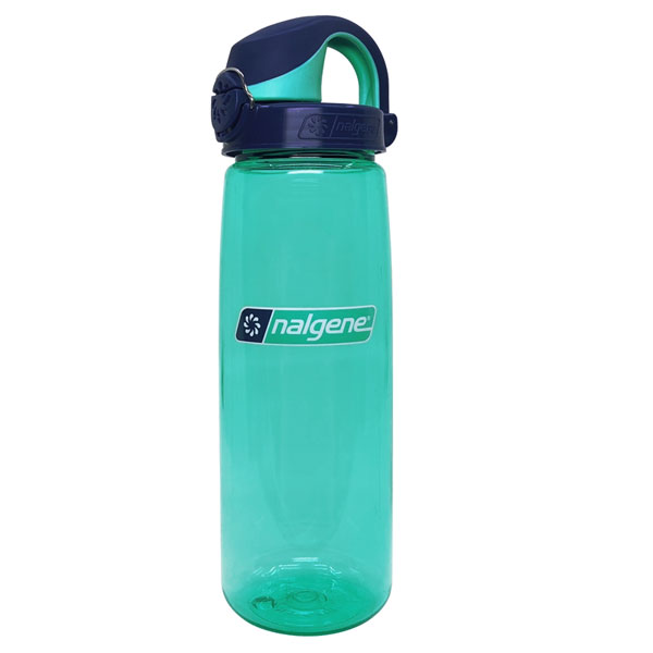 fľaša NALGENE On the Fly 0.65 L Aqua Blue