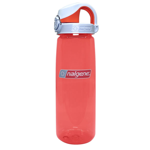 fľaša NALGENE On the Fly 0.65 L Coral Frost