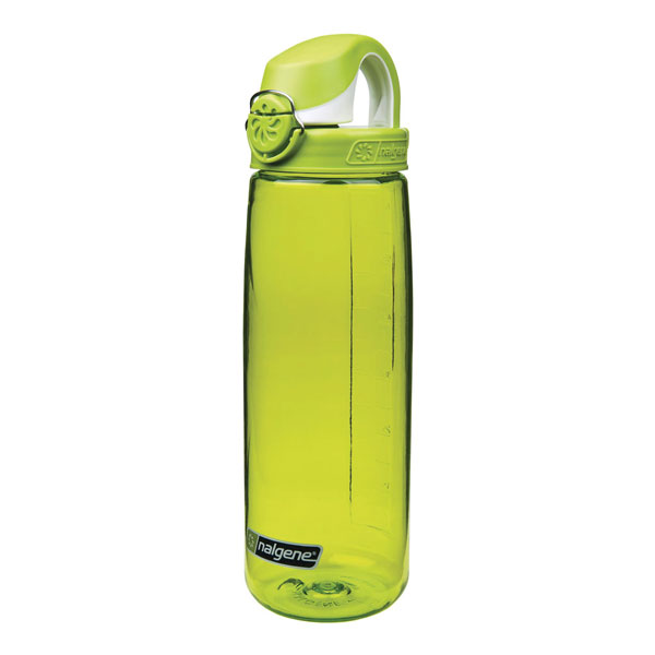 fľaša NALGENE On the Fly 0.65 L Spring Green