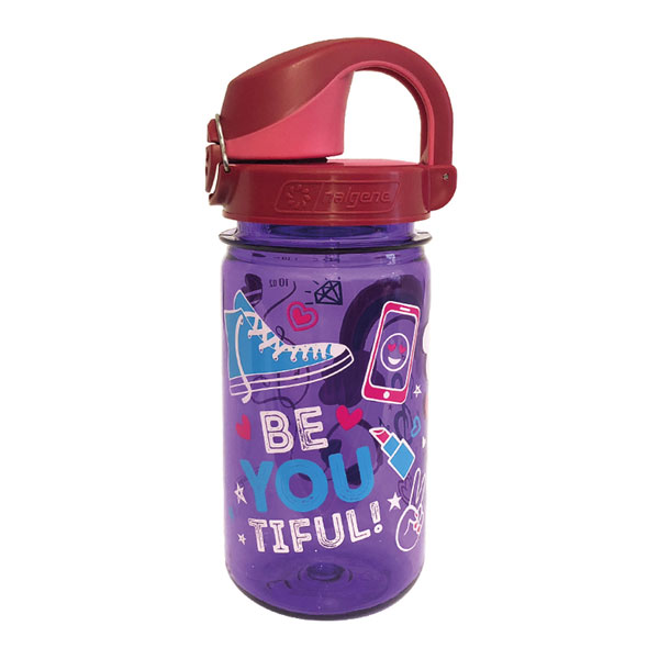 fľaša NALGENE OTF Kids 0.35 L Purple/Beet Beyoutiful