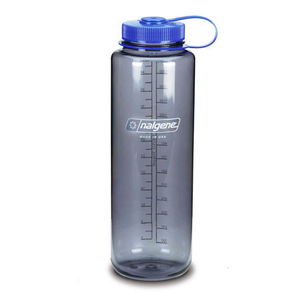 fľaša NALGENE Wide Mouth Silo 1.5 L Gray