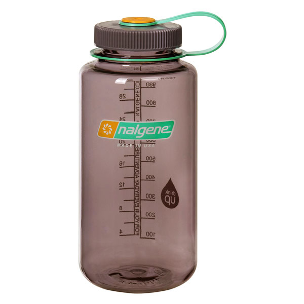 fľaša NALGENE Wide Mouth 1.0 L Aubergine