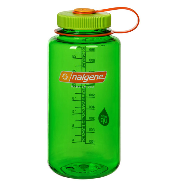fľaša NALGENE Wide Mouth 1.0 L Melon Ball