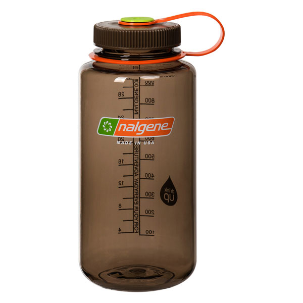 fľaša NALGENE Wide Mouth 1.0 L Woodsman