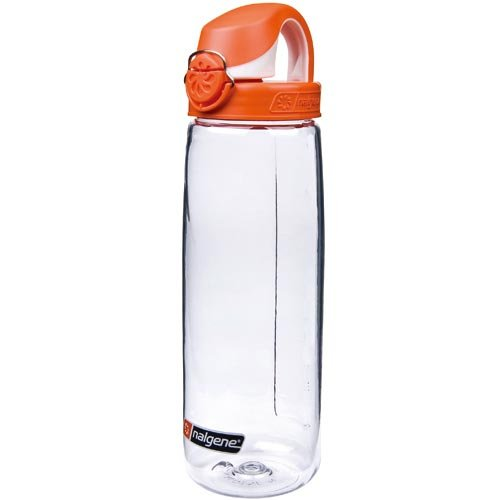 f�a�a NALGENE On the Fly 0.65 L Orange Clear